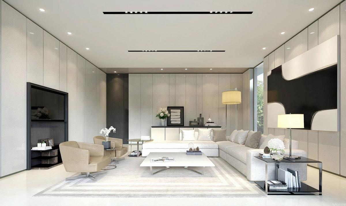 Come arredare un soggiorno di lusso | CONTENUTI GRATIS